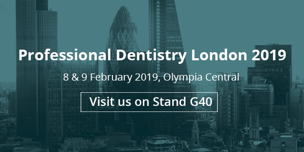 Visit us on stand G40 at Professional Dentistry