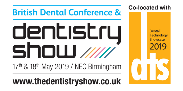 Visit us on stand L90 at the  British Dental Conference and Dentistry Show