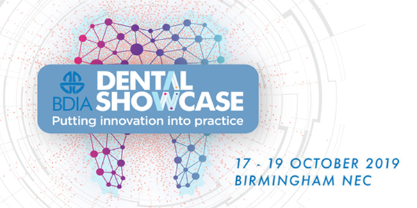 Visit us on stand H10 at the BDIA Dental Showcase