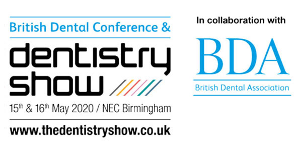 Visit us on stand B90 at the British Dental Conference and Dentistry Show